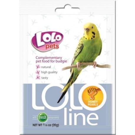 "LoloPets Lololine - ""Медовые жемчужины"", 120 г"