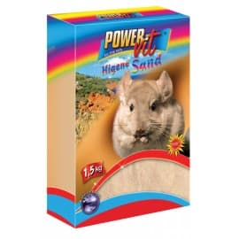 Power Vit Песок для шиншилл, 1500 гр