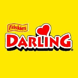 Логотип бренда purina Darling