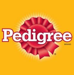 Логотип бренда Pedigree