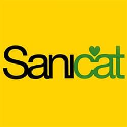 Логотип бренда Sanicat
