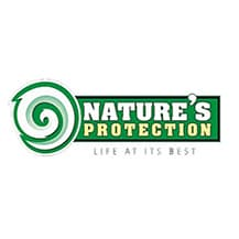 Логотип бренда Natures Protection